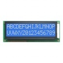 16×2 character LCD module