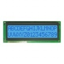16*2 character LCD module