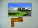 7'' TFT  LCD panel with TP