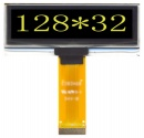 128*32 OLED display module