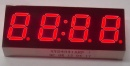 0.4 inch 4 digits 7 segment led display