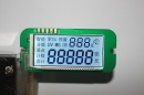 7 segment lcd display screen