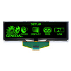5.5 inch 256X64 oled display