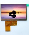 4.3 inch 480X272 TFT LCD display